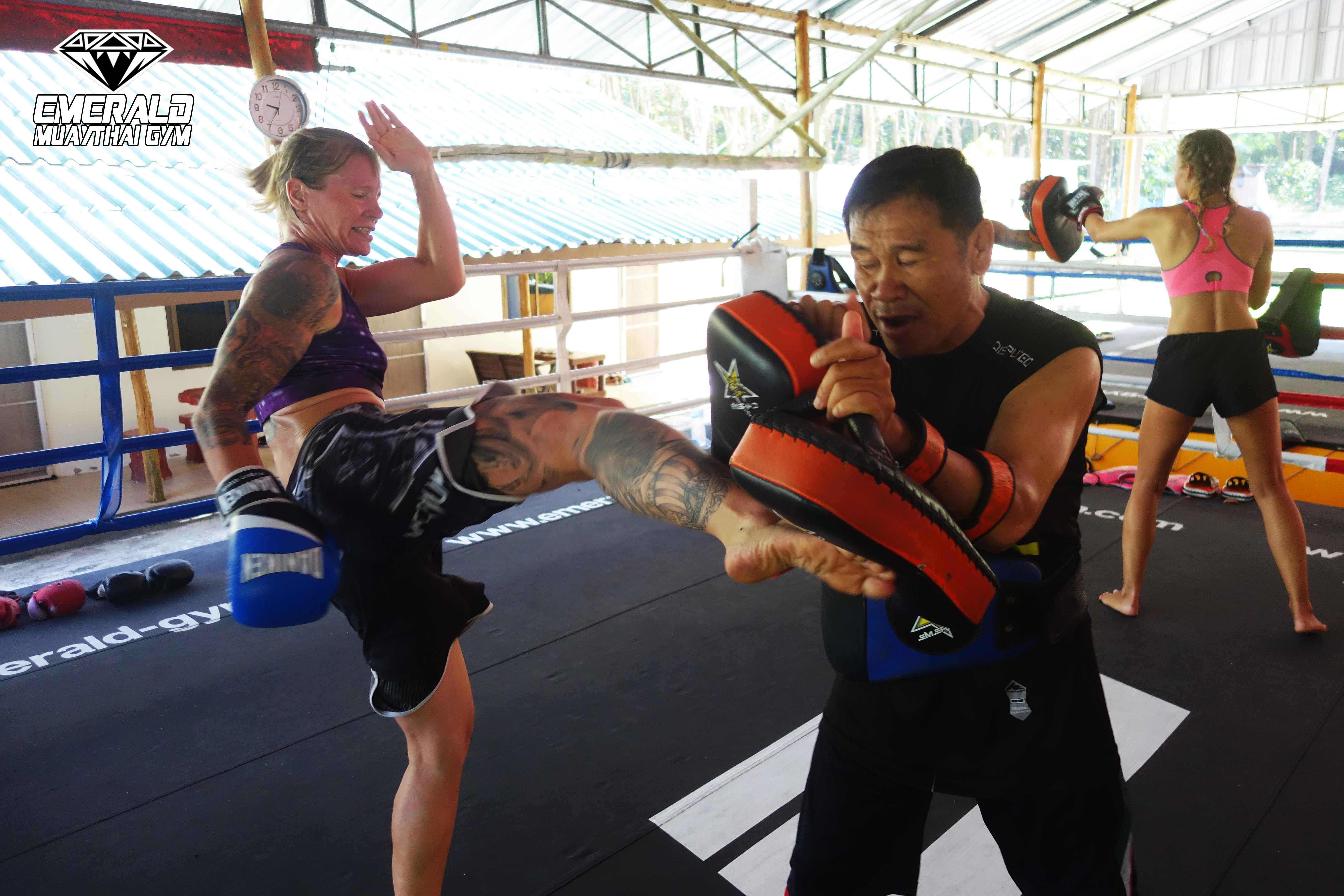 Muay Thai Krabi Ao Nang Emerald Gym