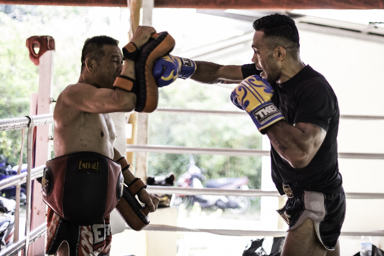 April 2019 I Muay Thai