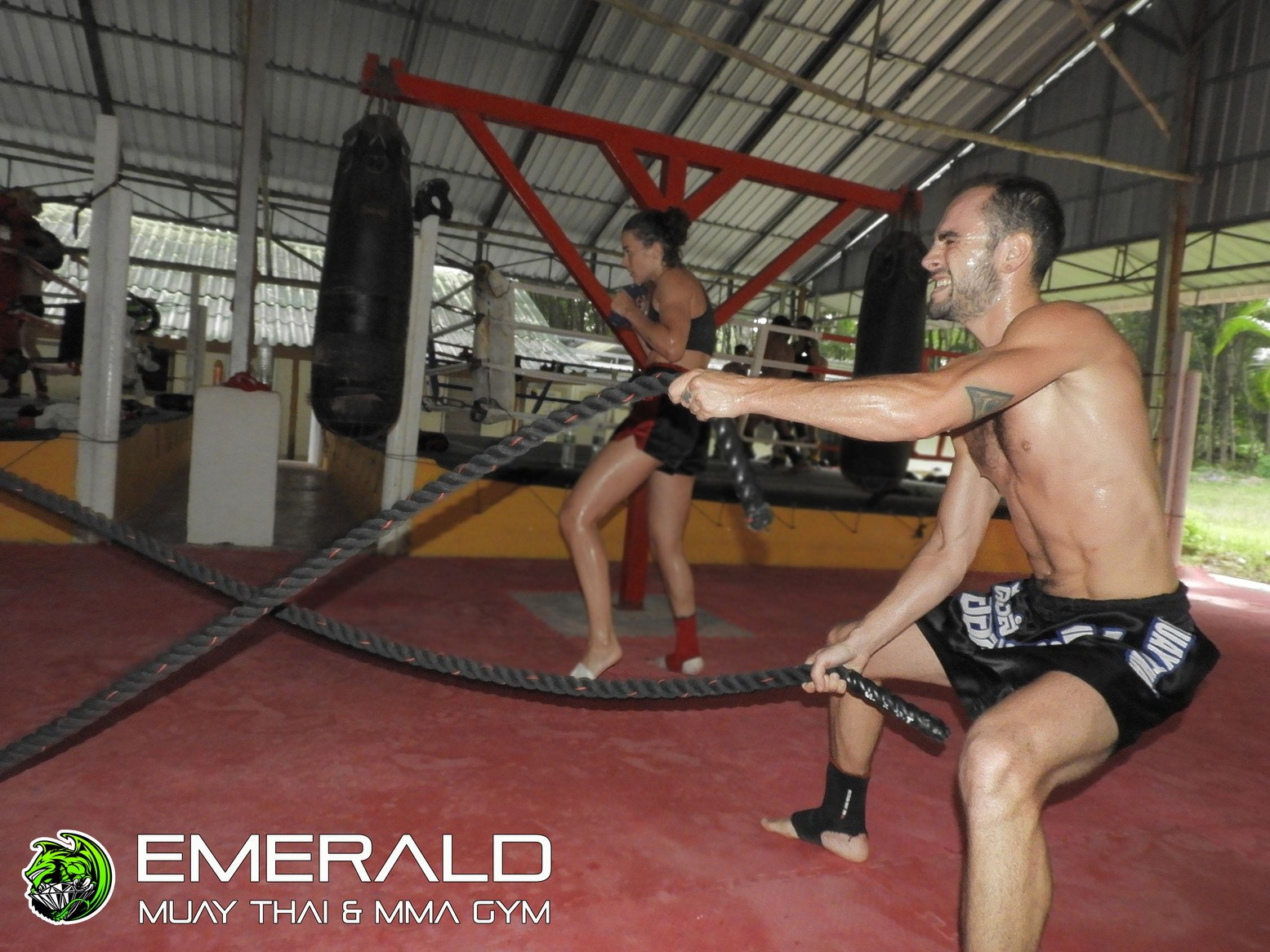 Conditioning 2019 I Muay Thai